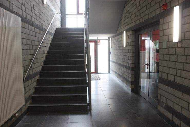 Mensabau Treppe