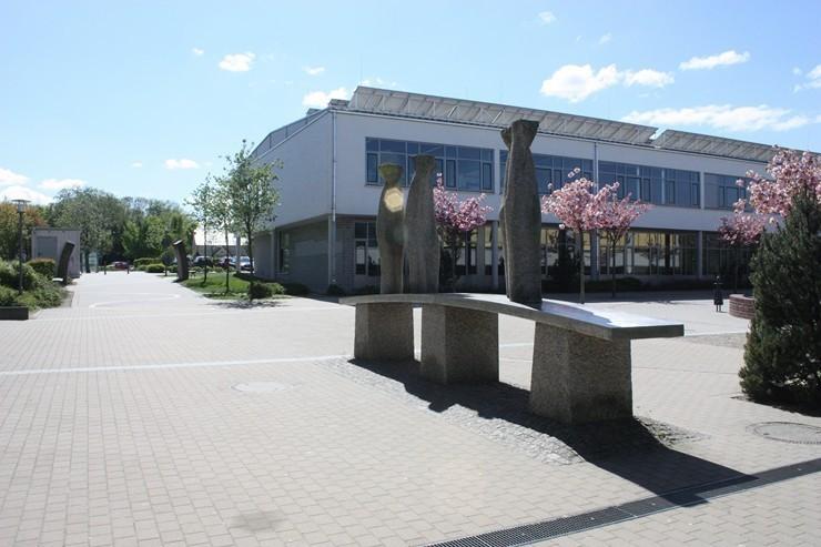 Kleiner Schulhof