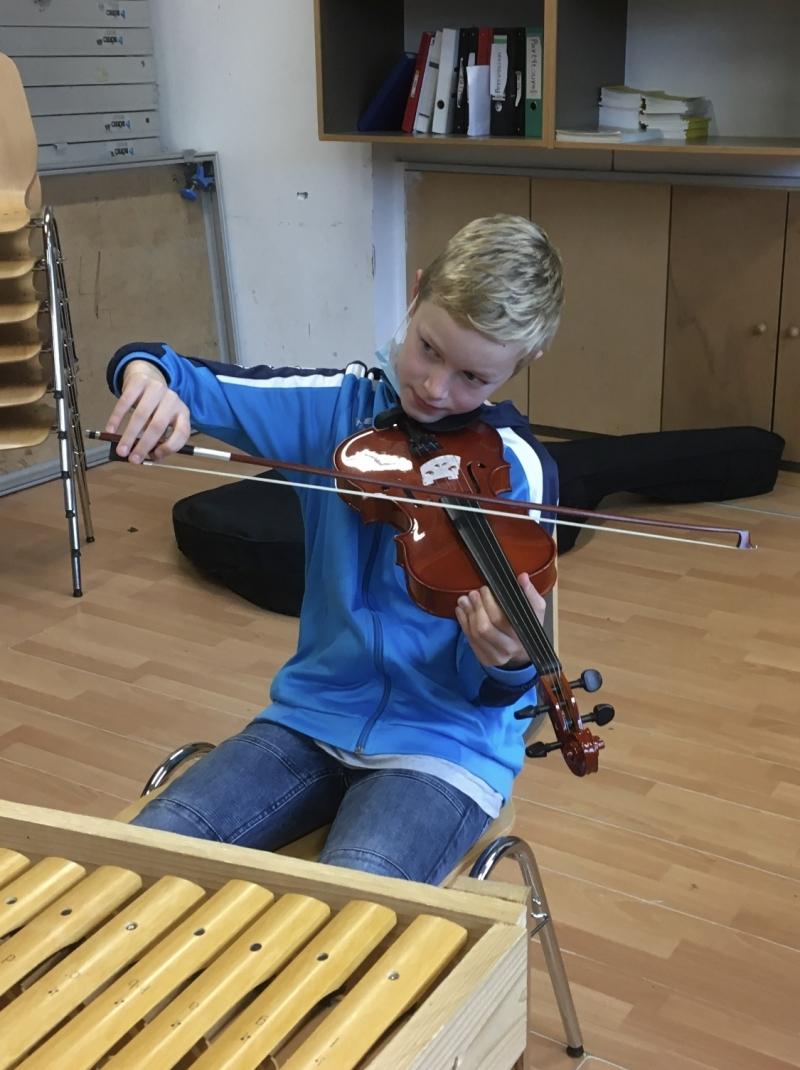 1-Geige