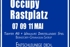 Occupy Rastplatz