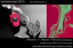 Winterkonzert 2015